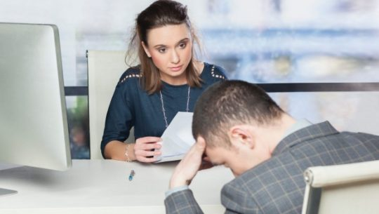 Job Interviews - What Not to Do!